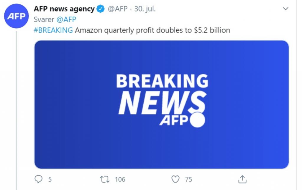 news amazon